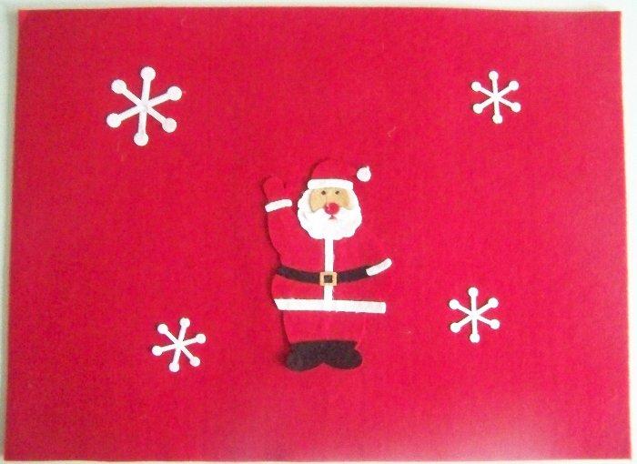platzdeckchen tischset schneemann nikolaus weihnachten advent. Black Bedroom Furniture Sets. Home Design Ideas
